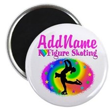"FIGURE SKATER 2.25"" Magnet (10 pack)"
