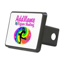 FIGURE SKATER Hitch Cover