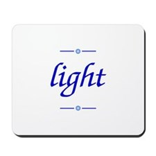 Light Mousepad
