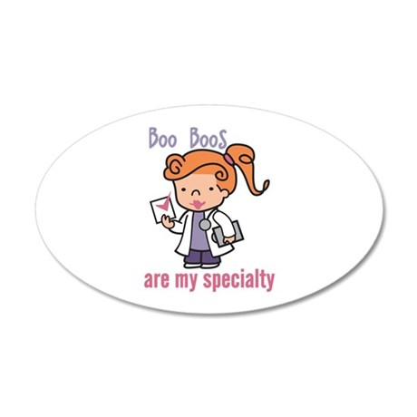 Boo Boo Specialty Wall Decal