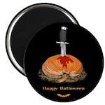 Bleeding Pumpkin Magnet