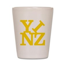 YINZ Shot Glass