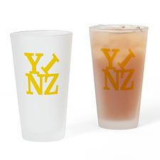 YINZ Drinking Glass