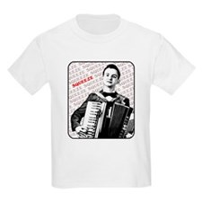 Squeeze Accordion T-Shirt