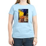 Cafe & Golden Women's Light T-Shirt