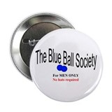 Blue Ball Society Button (100 pk)