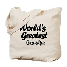 Worlds Greatest Tote Bag