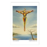 Postcards (Pkg. of 8): The Crucifixion