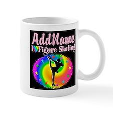 GRACEFUL SKATER Small Mugs