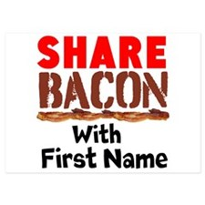 Share Bacon With Invitations