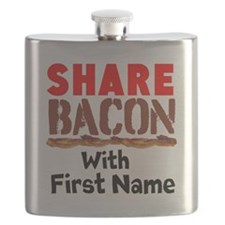 Share Bacon With Flask