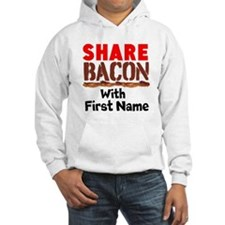 Share Bacon With Hoodie