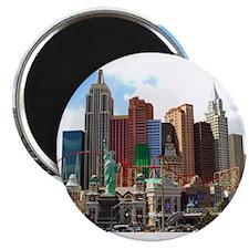 New York New York - Las Vegas Magnet