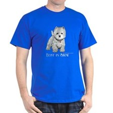 Best Westhighland Terrier T-Shirt