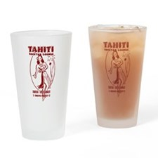 Tahiti Cocktail Lounge Drinking Glass