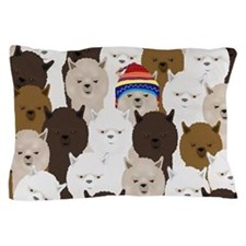 Alpaca Pillow Case
