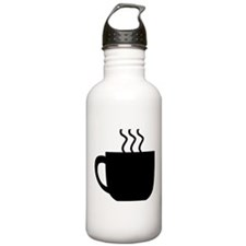 Coffee is for closers Water Bottle