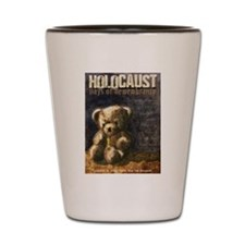 We Stand With Israel Shot Glass