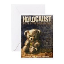 We Stand With Israel Greeting Cards (pk Of 10)