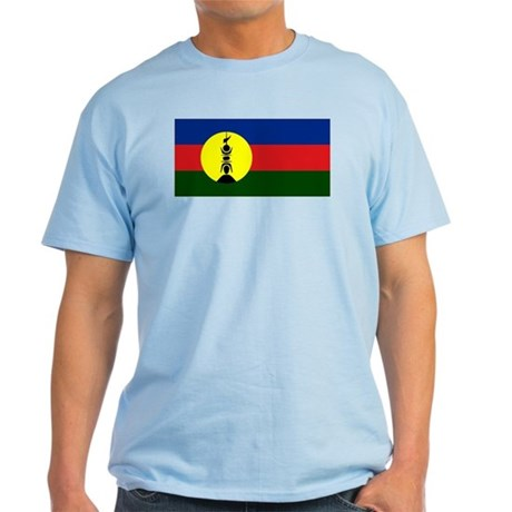 Flag New Caledonia Light T-Shirt