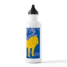 Cute Lion king tickets Water Bottle