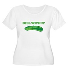 Dill with it Plus Size T-Shirt