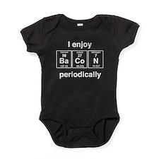Enjoy Bacon periodically Baby Bodysuit