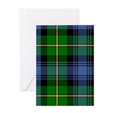 Tartan - Gordon Greeting Card