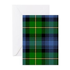 Tartan - Gordon Greeting Cards (Pk of 10)