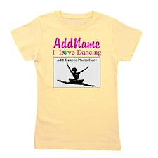 DANCING PHOTO Girl's Tee