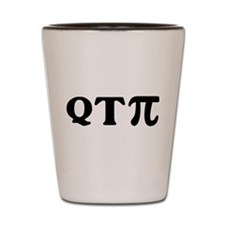 Math Q-T-Pi Shot Glass