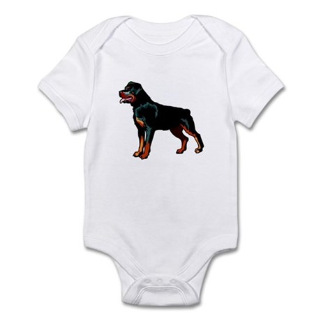 Rottweiler Infant Bodysuit