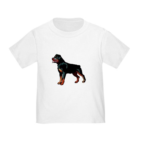 Rottweiler Toddler T-Shirt