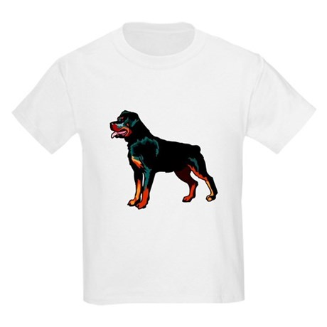 Rottweiler Kids Light T-Shirt