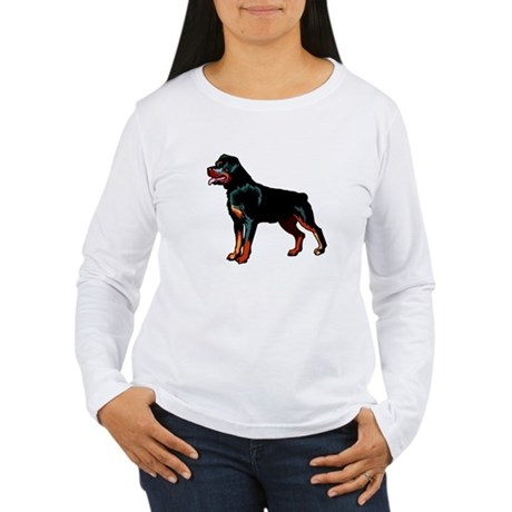 Rottweiler Women's Long Sleeve T-Shirt