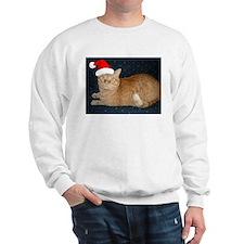Christmas Cats! Sweatshirt