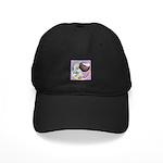 Mealy Norwich Cropper Black Cap