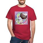 Mealy Norwich Cropper Dark T-Shirt