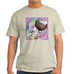 Mealy Norwich Cropper Light T-Shirt