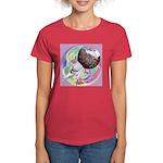 Mealy Norwich Cropper Women's Dark T-Shirt
