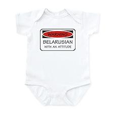 Attitude Belarusian Infant Bodysuit