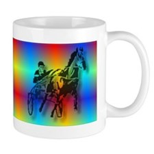 """Dazzle Harness Racing"" Mug"