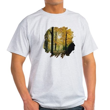 Autumn Woods Light T-Shirt
