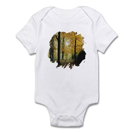 Autumn Woods Infant Bodysuit