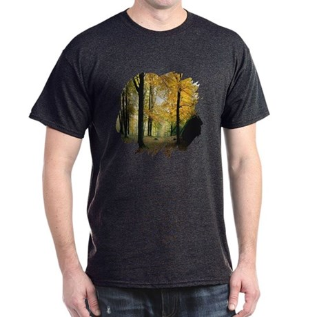 Autumn Woods Dark T-Shirt