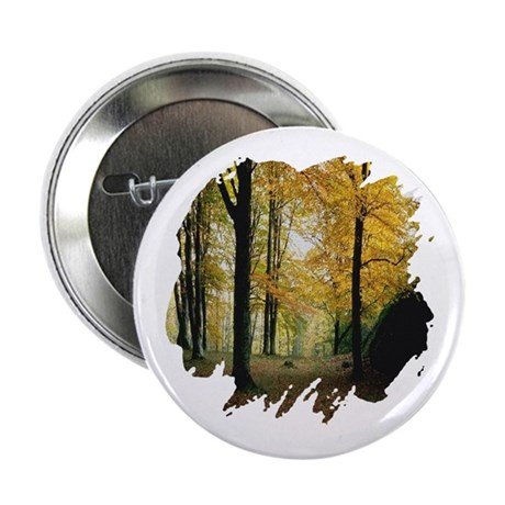 Autumn Woods Button