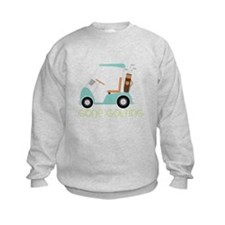 Gone Golfing Sweatshirt
