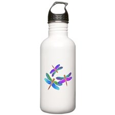 Cute Bugs and insects Water Bottle