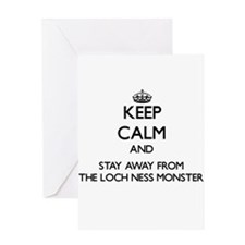 Keep calm and stay away from The Loch Ness Monster
