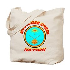 MUSCOGEE CREEK NATION Tote Bag